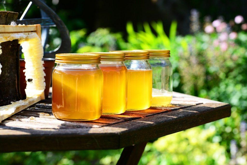 Cristallizzazione del miele